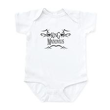 King Maximus Infant Bodysuit