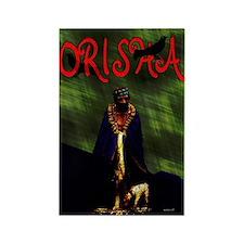 Orishas Rectangle Magnet