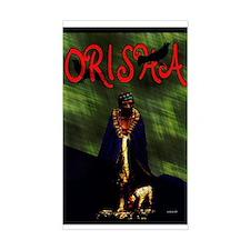 Orishas Rectangle Decal