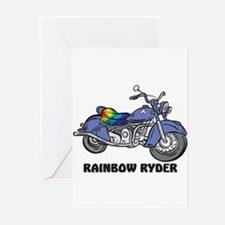 Rainbow Ryder Greeting Cards (Pk of 20)