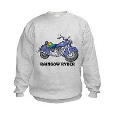 Rainbow Ryder Sweatshirt
