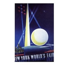 Vintage Travel Poster New York City Postcards (Pac