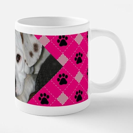 mastiff-bulldog-mug.png 20 oz Ceramic Mega Mug