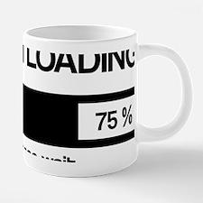 Sarcasm loading 20 oz Ceramic Mega Mug