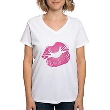 Big Pink Lips Shirt