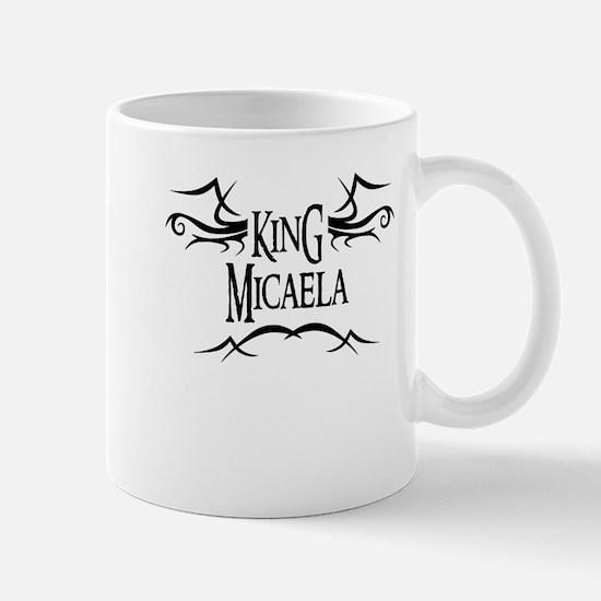 King Micaela Mug