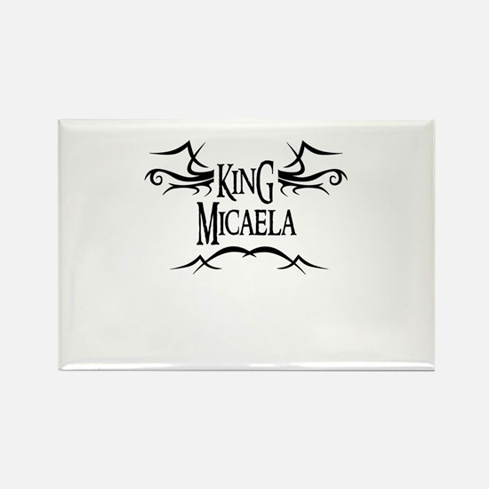 King Micaela Rectangle Magnet