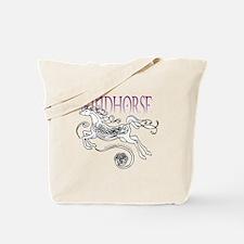 Cute Celtic horse Tote Bag