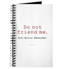 DoNotFriendMe Journal