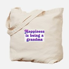 Happiness Is Tote Bag