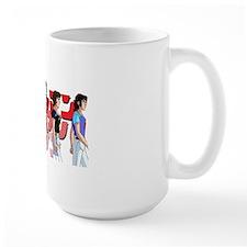 Large Gatchaman Mug