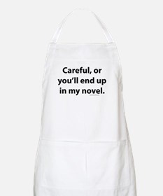 End up in my novel BBQ Apron