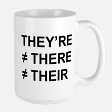 They're Not There Mug