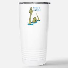 Nessie Stainless Steel Travel Mug