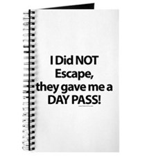 I Did NOT Escape Journal