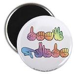 Deaf Pride Pastel 2.25