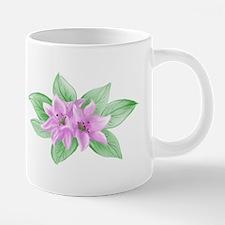 Cute Flowers 20 oz Ceramic Mega Mug