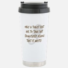 Toilet Seat Travel Mug