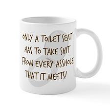 Toilet Seat Mug