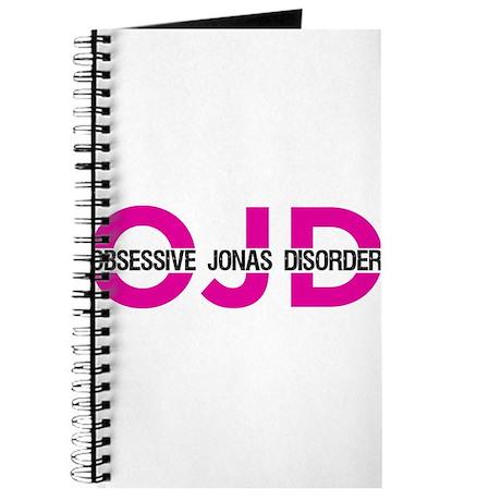 OJD: Obessive Jonas Disorder Journal