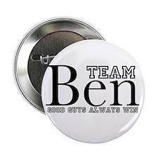"""Team Ben 2.25"""" Button"""