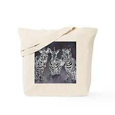 Unique Zebras Tote Bag