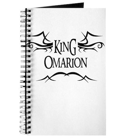 King Omarion Journal