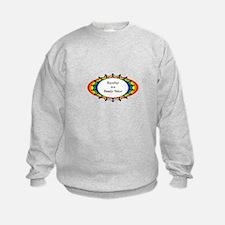 Cute Issued Sweatshirt