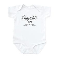 King Ozzy Infant Bodysuit
