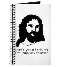 "Offensive Apparel's ""Jesus Imaginary Friend"" Journ"