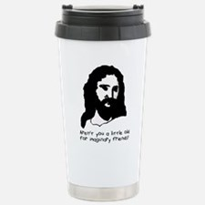 "Offensive Apparel's ""Jesus Imaginary Friend"" Ceram"