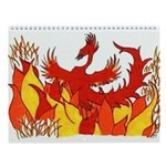 Mythical Wall Calendar
