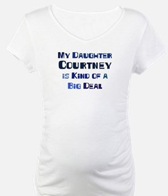 My Daughter Courtney Shirt