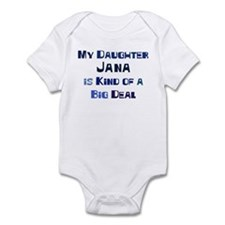 My Daughter Jana Onesie