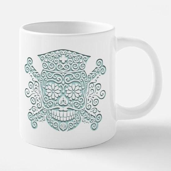 dod-rn-cutout-MUG 20 oz Ceramic Mega Mug