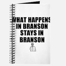 Cute Branson Journal