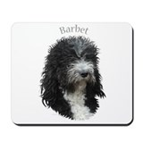 Barbet Mouse Pads