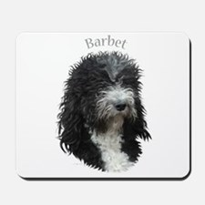 Barbet Mousepad