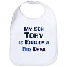My Son Toby Bib