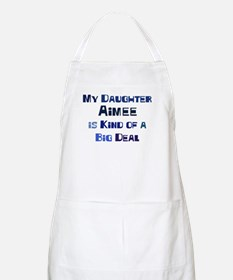 My Daughter Aimee BBQ Apron