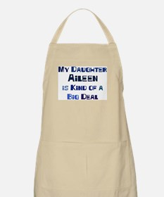 My Daughter Aileen BBQ Apron