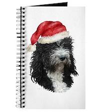 Barbet Christmas Journal