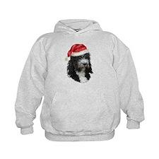 Barbet Christmas Hoodie