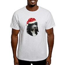 Barbet Christmas T-Shirt