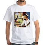 Doctors Nurse White T-Shirt