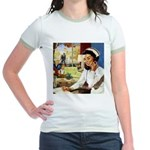 Doctors Nurse Jr. Ringer T-Shirt