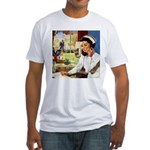 Doctors Nurse Fitted T-Shirt