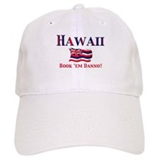 Hawaii Book 'Em Baseball Cap