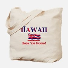 Hawaii Book 'Em Tote Bag