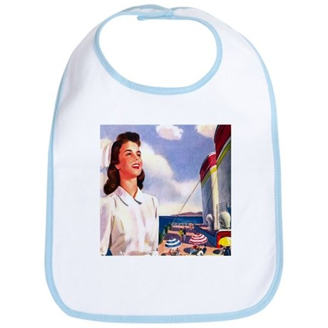 Cruise Nurse Bib